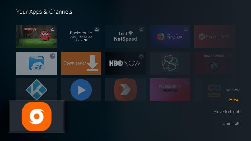 how to install typhoon tv apk on Firestick