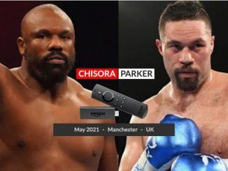 How to watch Boxing Derek Chisora vs Joseph Parker on Firestick