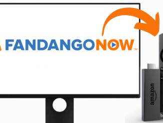 How to Stream FandangoNOW on Firestick