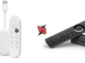 Google TV vs Firestick