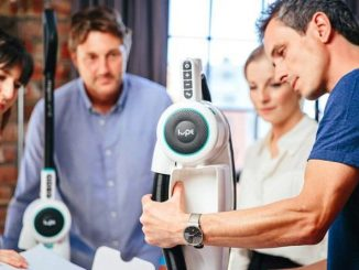 Meet the latest Dyson vacuum rival …designed by ex-Dyson engineers