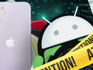 New threat attacks Android, but iPhone owners breathe a sigh of relief