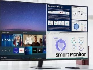Samsung brings bigger and better TV features to your desk