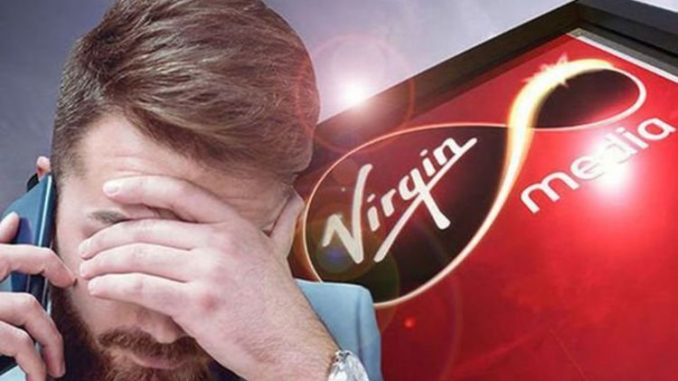 Virgin Media DOWN: Broadband users complain they can't get online - where is the outage?