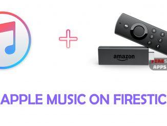 apple music on firestick