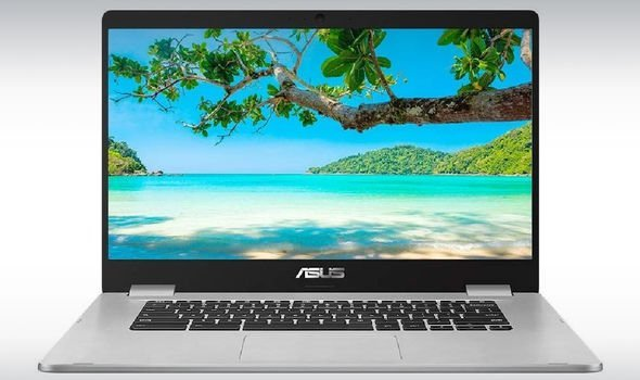 ASUS 15.6 Inch Touchscreen ChromeBook