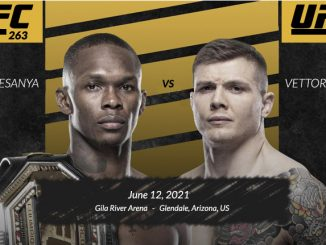 How to Watch UFC 263 Adesanya vs Vettori 2 on Firestick