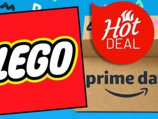 LEGO prices are cheaper than ever as Amazon launches Prime Day bonanza