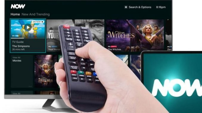NOW TV drops prices and adds more content for free in major shake-up
