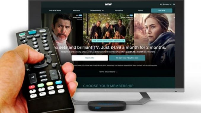 NOW TV fans lose must-have feature and you need to pay to get it back