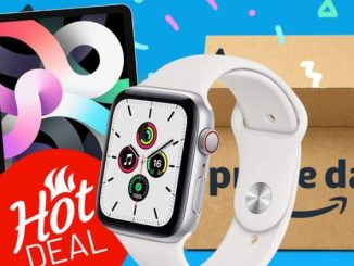 Prime Day deals: Apple Watch drops to £170 and iPad price hits low