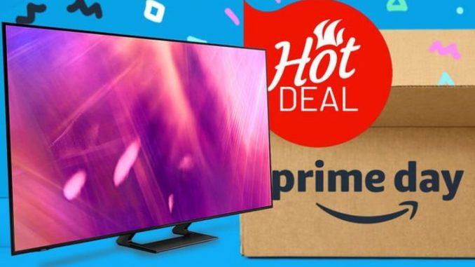 Samsung and LG 4K TVs plummet in price in unbelievable Prime Day sales