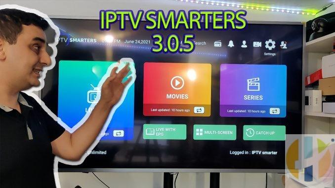 iptv smarters 3.05