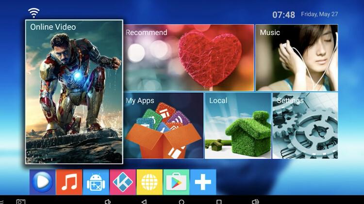 Reset Kodi on Android TV Box