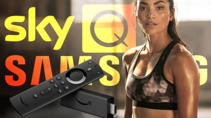 Sky Q, Fire TV and Samsung TV users gained a new 'world first' update