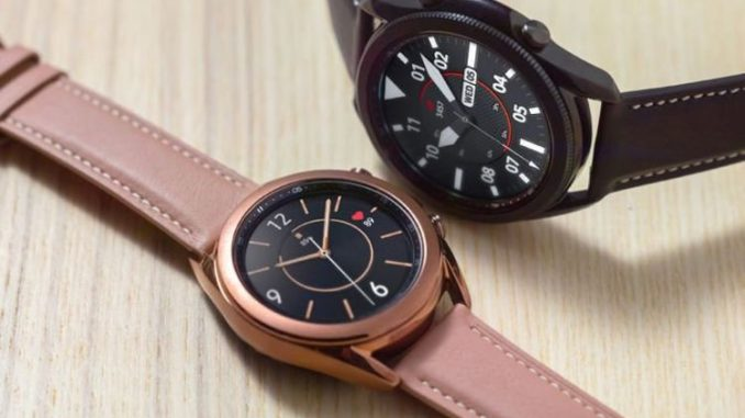 The next Samsung Galaxy Watch has been unmasked ahead of its release