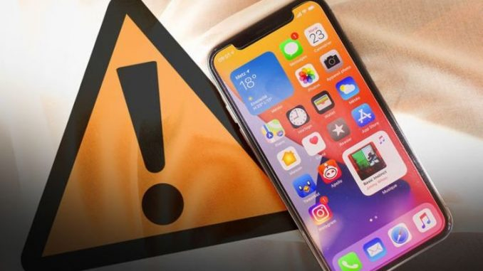 You need to update your iPhone TODAY as Apple races to beat hackers