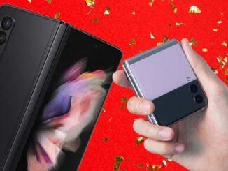 Galaxy Z Flip 3 and Galaxy Z Fold 3 smash sales records on pre-orders