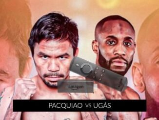 How to watch Pacquiao vs Ugás on Firestick for free: a major boxing event
