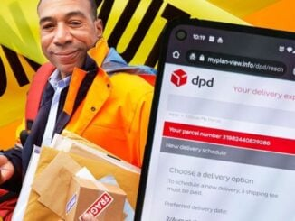 Urgent warning over new DPD text scam – DON'T click the link