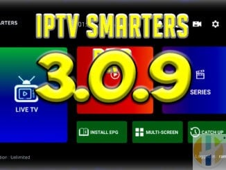 iptv smarters pro 3.0.9