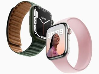 Apple Watch Series 7 revealed with a bigger screen and faster charging