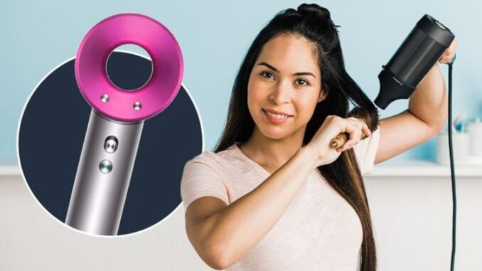 Another blow for Dyson? Popular vacuum rival launches first hair dryer