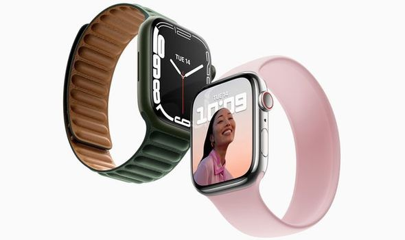 Apple Watch Series 7 Price Release Date UK New Features