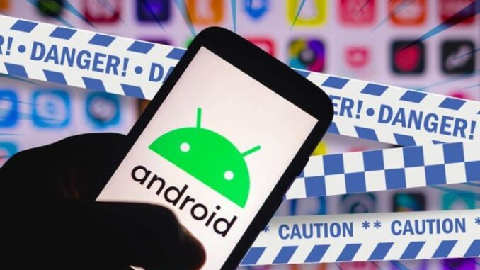 As Google removes 8 Android apps, police warn users to delete them too