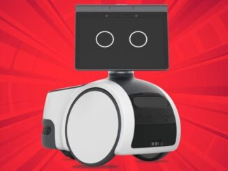 Astro is an Alexa-powered robot that wants to live in your house