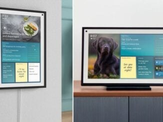 Echo Show 15 is a picture frame with a huge touchscreen and Alexa