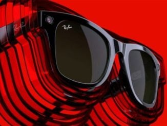 Facebook launch Ray-Ban smart specs with camera to record every move
