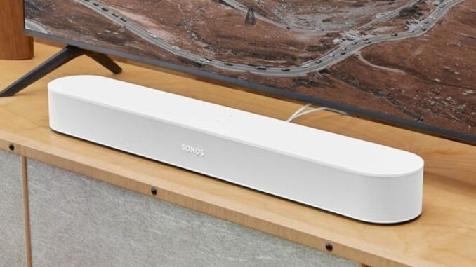 New Sonos Beam brings better sound to TVs, just don't look at the price