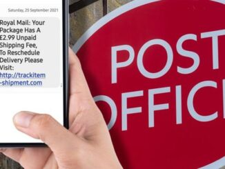 Royal Mail text scam is back: Expert issues urgent warning that you shouldn't ignore