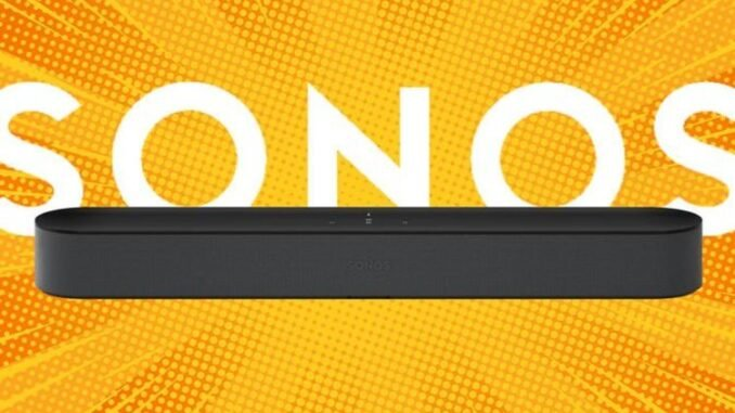 Sonos Beam plummets to new price, but won't be around for long