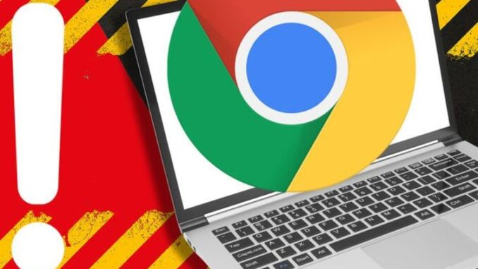 Update Chrome NOW! Google issues urgent warning to all internet users