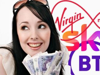 Virgin Media, Sky and BT Broadband customer? You could be missing out on savings of £100