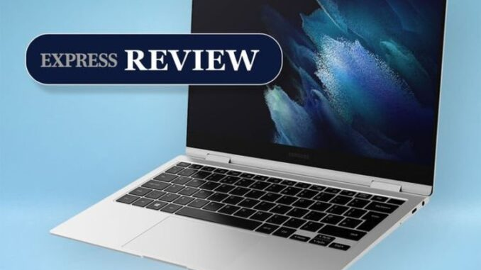 Samsung Galaxy Pro 360 5G review: Solid Windows 11 laptop, but not faultless